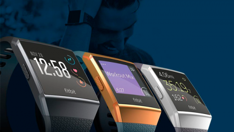 Fitbit Ionic reloj inteligente para competir con Google y Apple