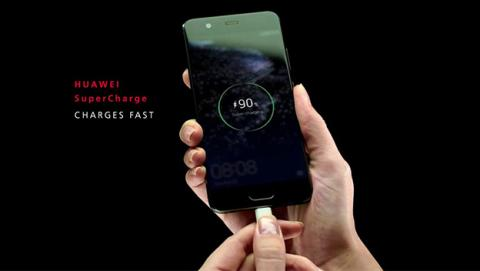 Huawei P10 con SuperCharge