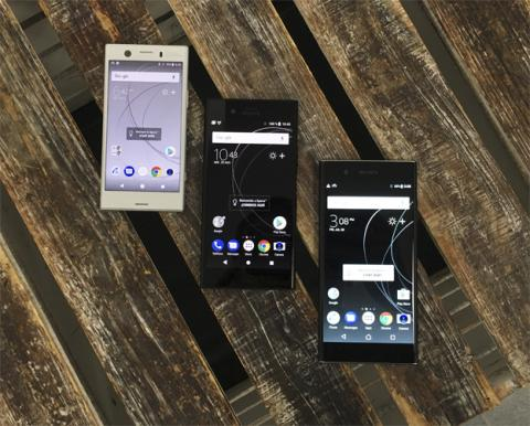 Los nuevos móviles de Sony para este año