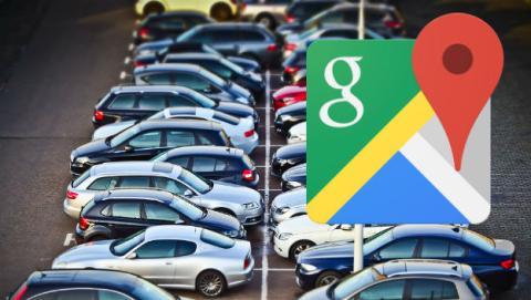 Encontrar aparcamiento, ahora más fácil gracias a Google Maps.