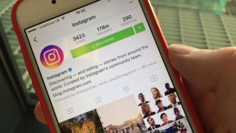 Instagram ha sido hackeado y muchas cuentas han sido comprometidas