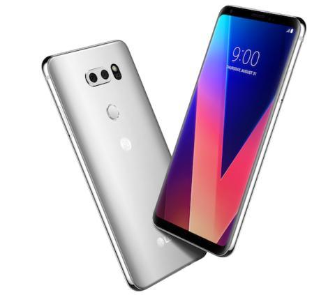 Precio LG V30