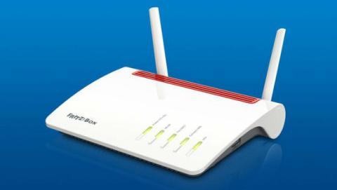 AVM presenta en IFA 2017 un nuevo router 4G LTE.