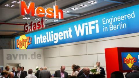 AVM desvela nuevos dispositivos para la Smart Home en IFA 2017.