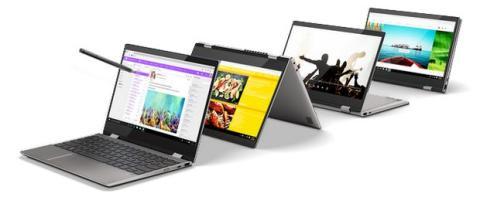 Lenovo Yoga 920 Star Wars y otras novedades de Lenovo