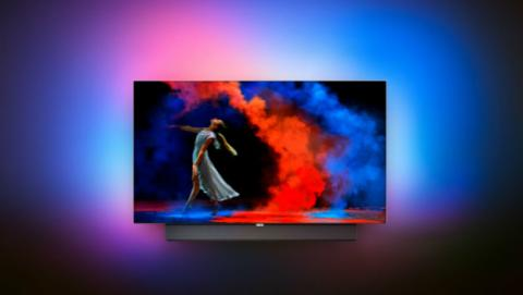 Nuevo televisor 4K Philips con Android TV.