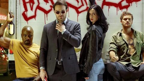 ¿En qué orden ver las series de Netflix y Marvel?