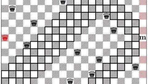 Ofrecen un millón de dólares a quien resuelva este puzzle de ajedrez
