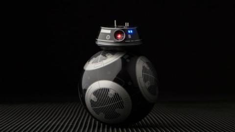 Este juguete desvela nuevos detalles sobre la próxima película de Star Wars.