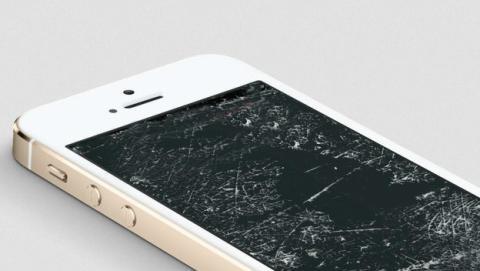 reparar iphone roto