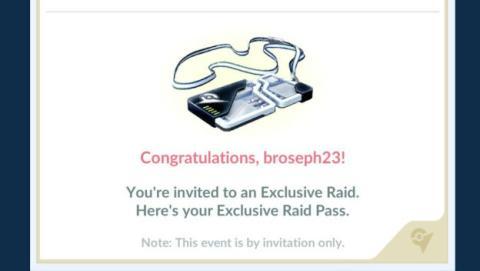 Incursión exclusiva en Pokémon GO para atrapar a Mewtwo.