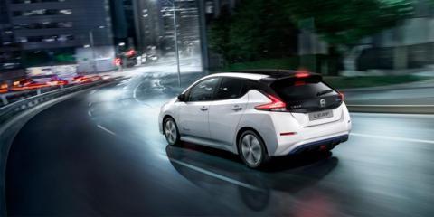 Así es en realidad la autonomía que alcanza el nuevo Nissan Leaf