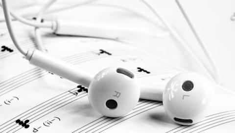Tu gusto por la música puede significar que tienes un cerebro especial.