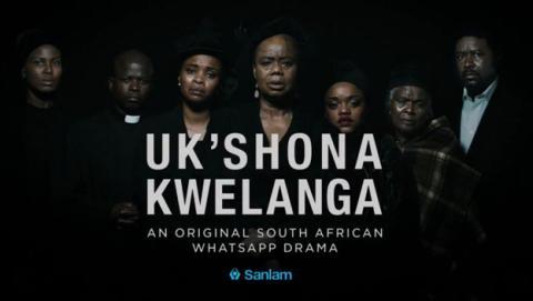 UK'Shona, la primera serie que se emitirá en exclusiva en WhatsApp