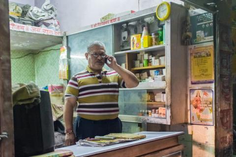 Los usos que se hacen en la India de WhatsApp