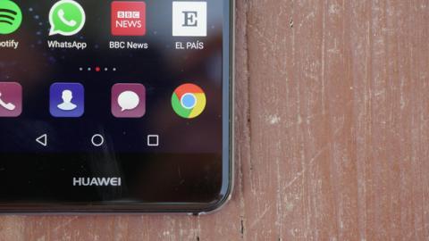 El Huawei P10 Lite viene con Android 7.0 Nougat y EMUI 5.1