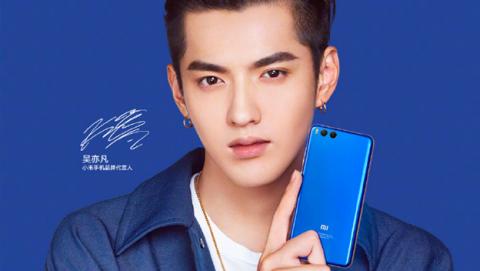 Reconocimiento facial Xiaomi Mi Note 3 y Xiaomi Mi Mix 2