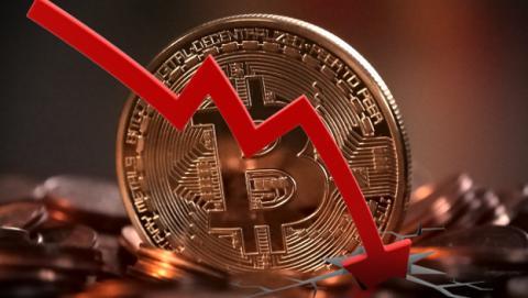 El Bitcoin pierde un 7% ante el rumor que dice que China podría prohibir el canje en yenes.