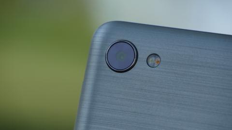 Análisis de la cámara del Alcatel A5 LED