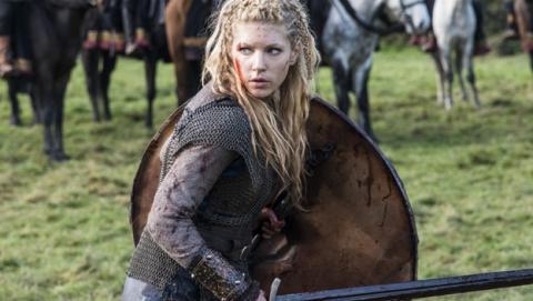 Una tumba demuestra que existían vikingas guerreras