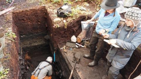 Arqueólogos confirman una leyenda india de hace 14.000 años