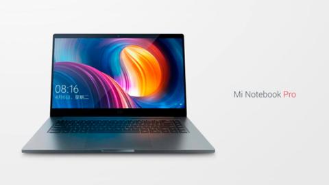 Xiaomi Mi Notebook Pro compite MacBook Pro