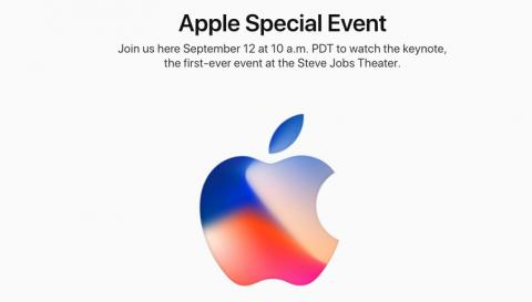 Keynote de Apple 2017, iPhone X y iPhone 8 en directo online