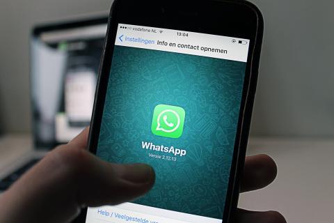 Interactuando con WhatsApp