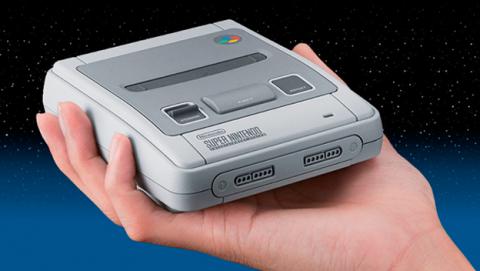 Nintendo SNES Classic Mini comprar stock precio
