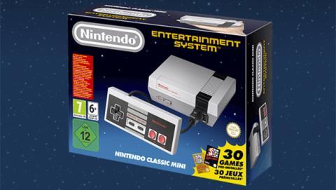 La Nintendo Classic Mini se podrá comprar de nuevo en 2018