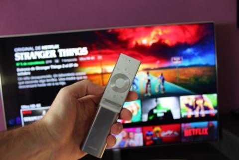 One remote, mando a distancia Samsung QLED