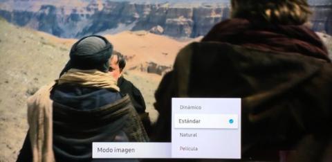 modos de imagen QLED Samsung