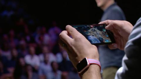 La realidad aumentada entra de lleno en los móviles de Apple