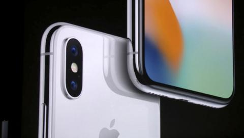 Iphone X detalles