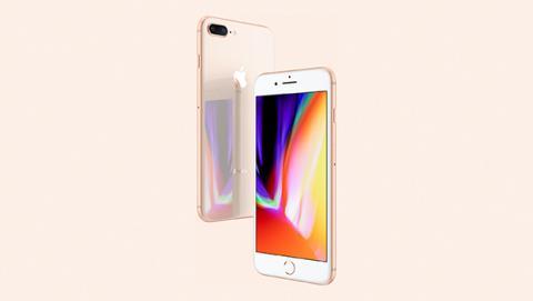 iPhone 8 y iPhone 8 Plus, con diseño de cristal y cámara mejorada