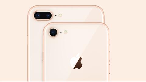 camaras iphone 8
