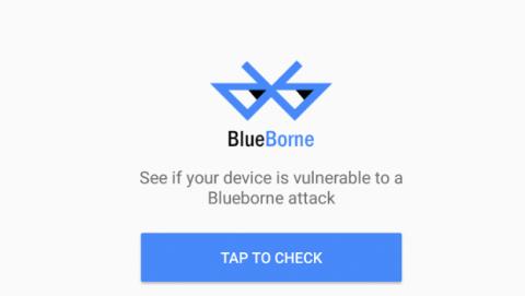 Saber si mi teléfono Android está infectado por el virus BlueBorne por Bluetooth