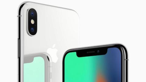 Carga rápida en el iPhone X, sí pero pagando a Apple por un adaptador.