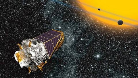 Tres super Lunas descubiertas por la NASA