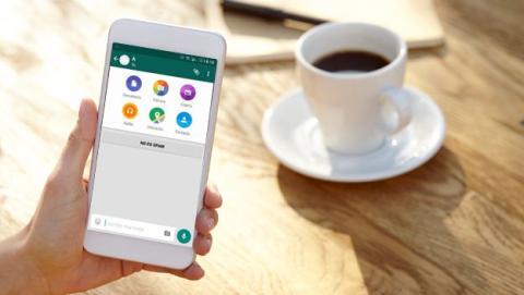 WhatsApp permitirá liberar memoria de una forma más fácil en Android