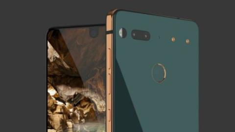 Essential Phone de Andy Rubin: Oreo, carga inalámbrica, jack auriculares