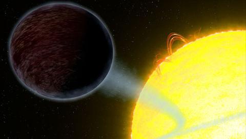 planeta negro