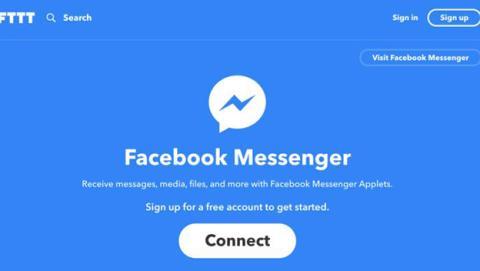 IFTTT estrena integración con Facebook Messenger