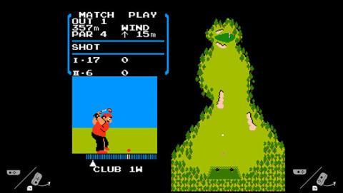 Encuentran el Golf de NES oculto en Nintendo Switch