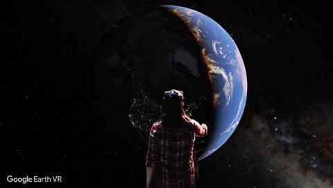 Google Earth VR ya te permite experimentar a ras de suelo