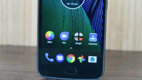 Móviles Motorola última versión Android