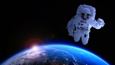 Mentiras que todo el mundo cree sobre el espacio.