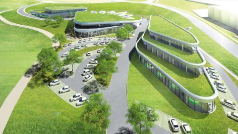 Alemania construirá la estación de carga de coches eléctricos más grande del mundo.