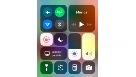 Nuevo Centro de Control iOS 11