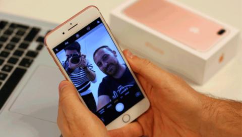 Menor tamaño archivos alta calidad iPhone iOS 11